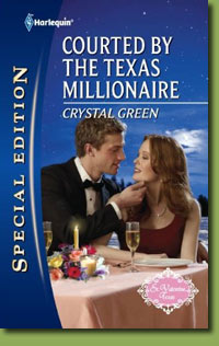 COURTED BY THE TEXAS MILLIONAIRE