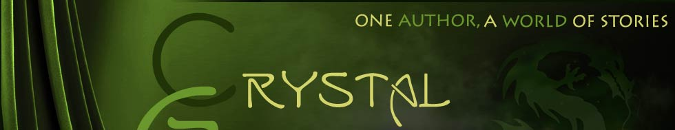 Crystal Green - One Author, A World of Stories